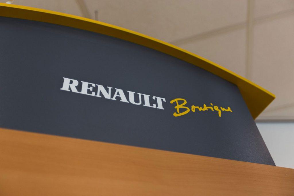Renault Vaassen Stein