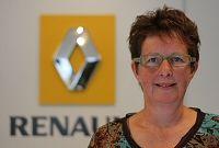 Frieda Renneberg - Renault Vaassen