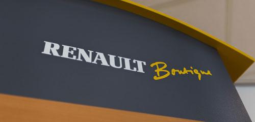 Renault Acties