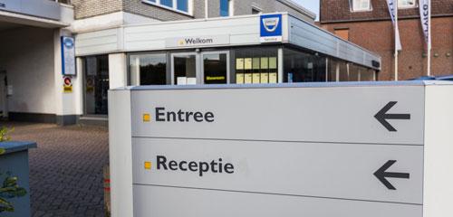 Renault Vaassen - Route